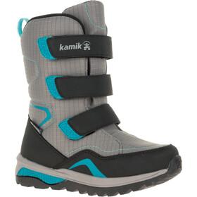 Kamik Chinook HI Stiefel Kinder med grey